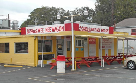 Brunswick, GA: Willies Wee-Nee Wagon