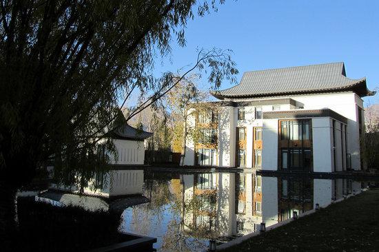 St. Regis Lhasa Resort: Exterior hotel