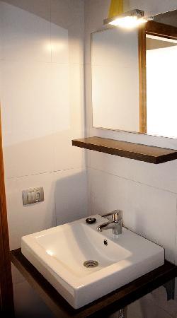 Placida de Mar: Bathroom