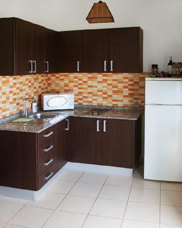 Placida de Mar: Kitchen