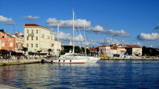 Porec Old Town: Porec Marina