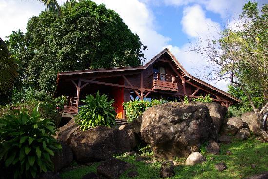 Le Jardin Malanga: Bungalow
