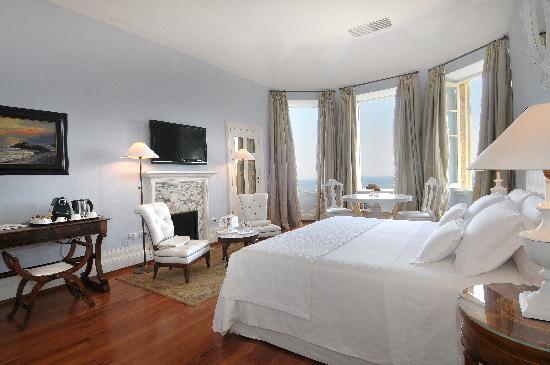 Villa della Pergola: Junior Suite Thomas