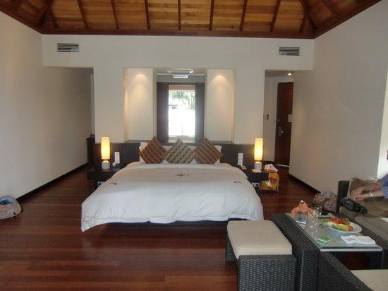 Hilton Seychelles Labriz Resort & Spa : The beach villa