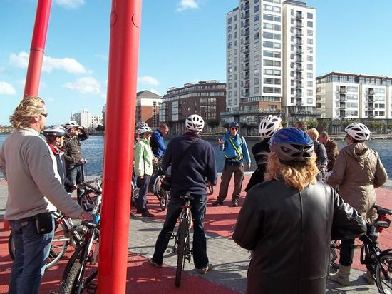 Dublin City Bike Tours: Let the wheels do the walking
