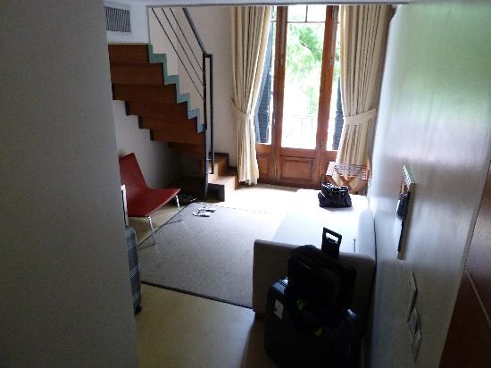 Telmho Hotel Boutique: Eben 1des Zimmers
