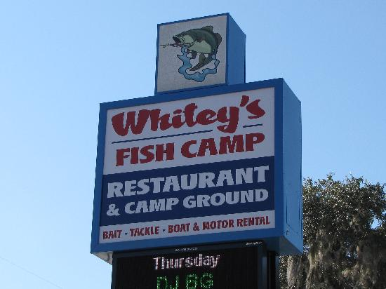 Whiteys fish camp