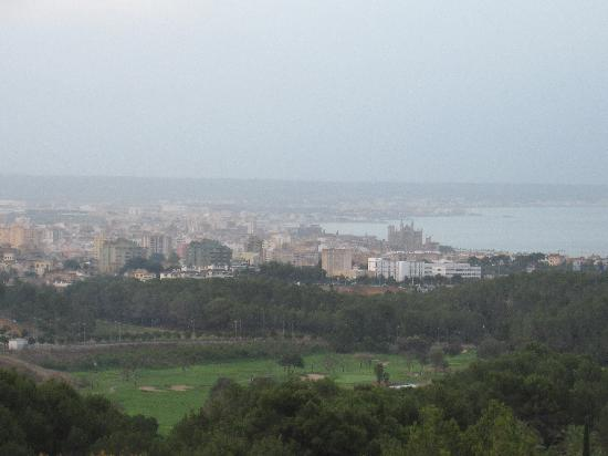 Castillo Hotel Son Vida, a Luxury Collection Hotel: View of Palma