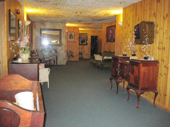 Comfort Inn CooberPedy Experience : Beautiful spacious hallway