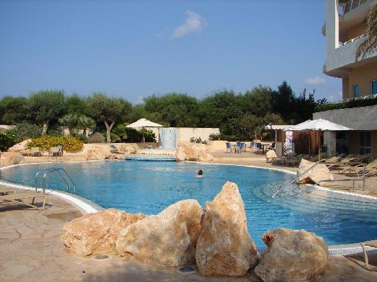Radisson Blu Resort & Spa, Malta Golden Sands: Members Pool