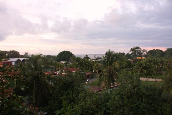 Hotel Guarana: vista casa sull'albero