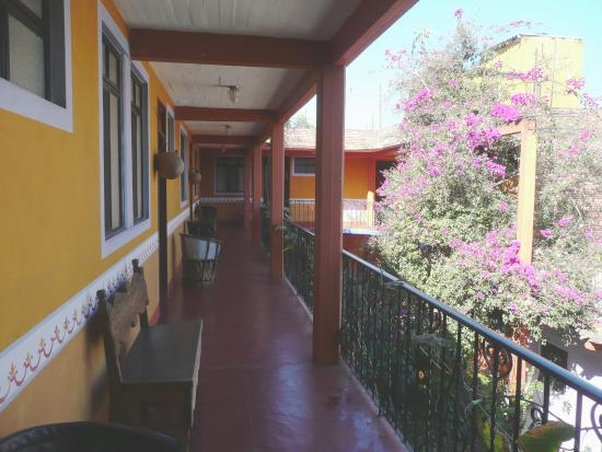 Posada de Chencho: The second floor