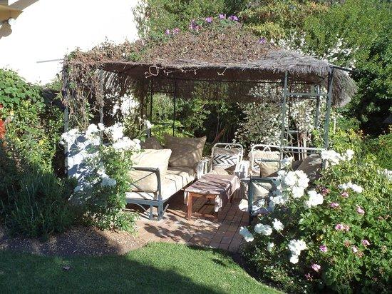 Mooring House: Garden Gazebo