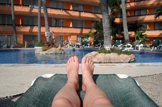 Las Palmas by the Sea : Piscine Relax