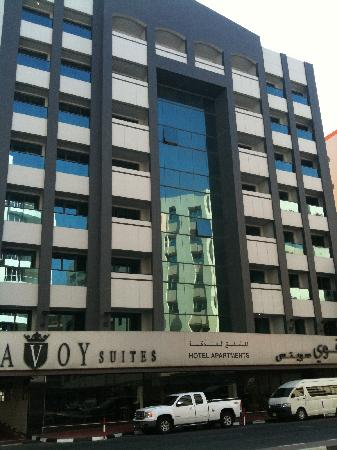 Savoy Suites Picture Of Hotel Apartments Dubai