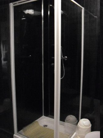 The Royal Boston Hotel: shower