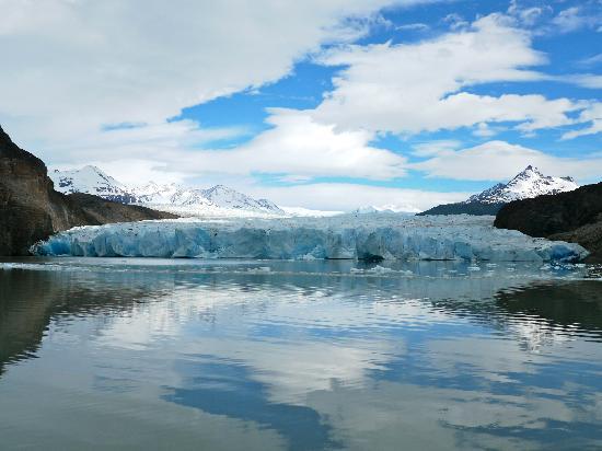 Glacier Grey: Grey-Gletscher
