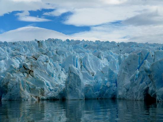 Glacier Grey: Detailansicht