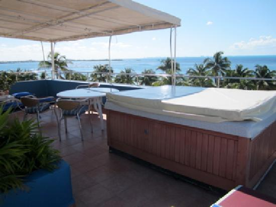 Color de Verano Village Apartments: Terrace-penthouse of Color de Verano