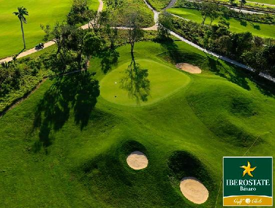 Iberostate Bavaro Golf & Club: Aerial View