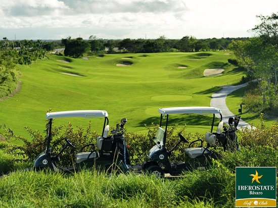 Iberostate Bavaro Golf & Club: Waiting for your arrival