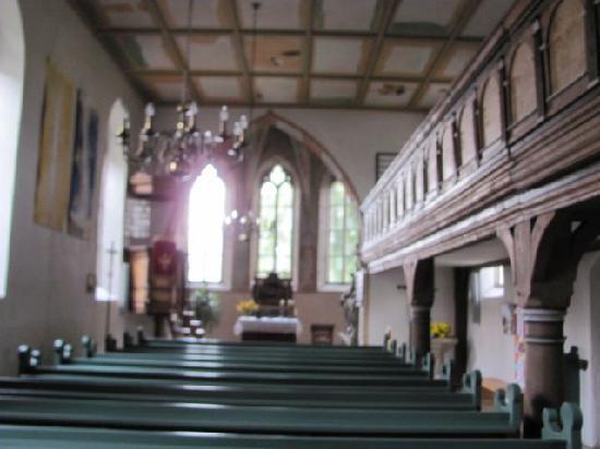 St. Laurentius: interior