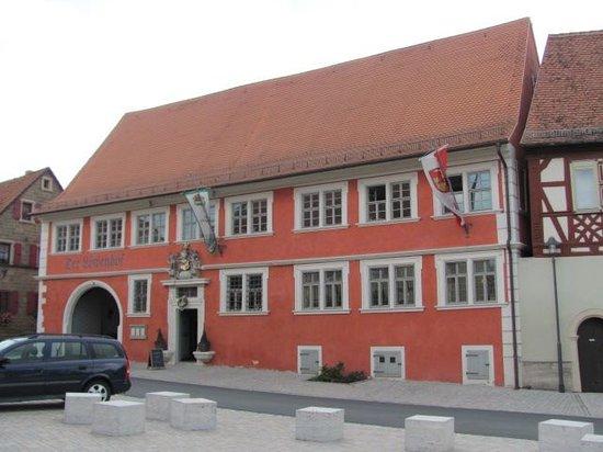 Amtshof der Grafen zu Castell