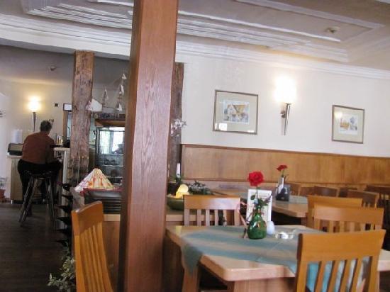 Amtshof der Grafen zu Castell: restaurant