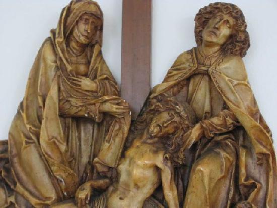 Evangelische St Bartholomaus: Descent from the Cross