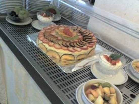 Hotel Marinella: i dessert..