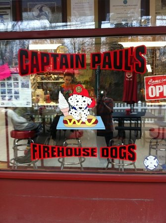 Captain Paul's Firehouse Dogs: welcome