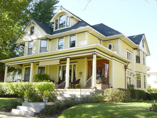 Photo of The Harkins House Inn Bed & Breakfast Caldwell