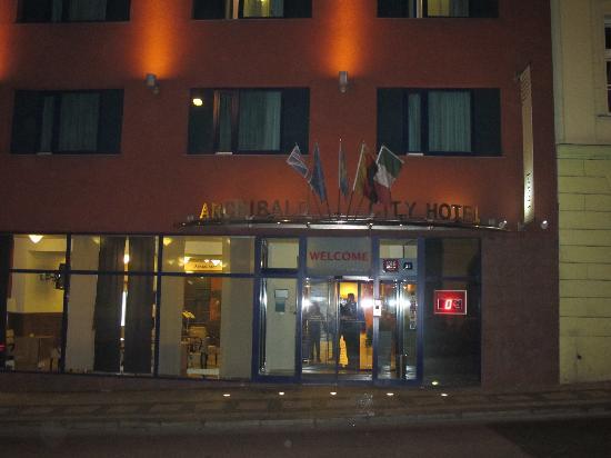 아치발트 시티 호텔 사진