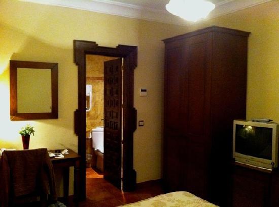 Hotel Coso Viejo room
