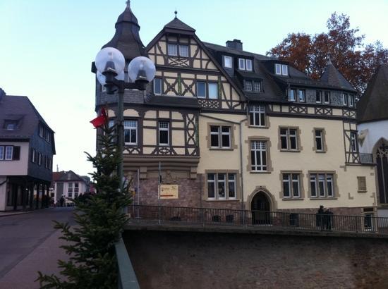 PK Parkhotel Kurhaus: Окружение отеля