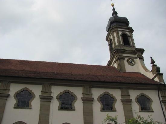 St. Johannes: exterior