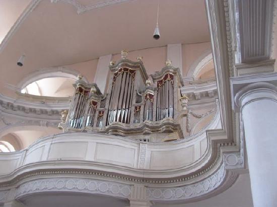 St. Johannes: organ