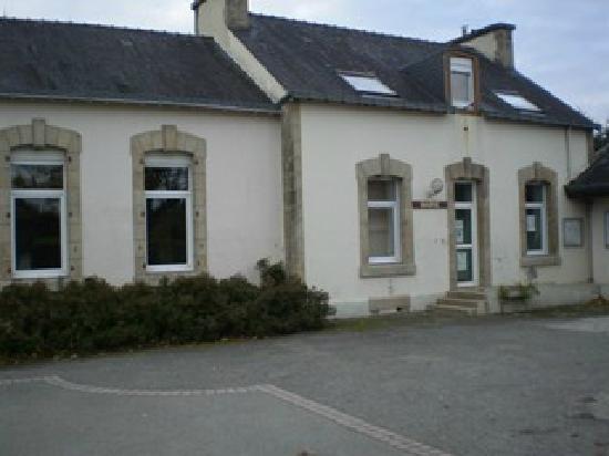 Langoelan, France: La Mairie de Langoëlan