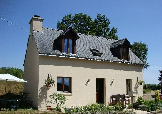 Langoelan, France : Kerhotten Willow cottage