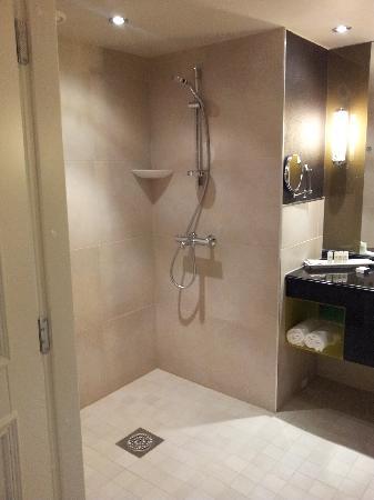 Fabian Hotel: Bathroom pic 2