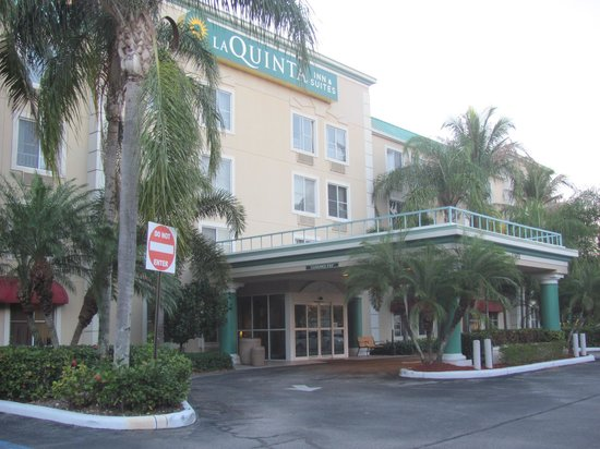 La Quinta Inn & Suites Sunrise: Marzo 2011