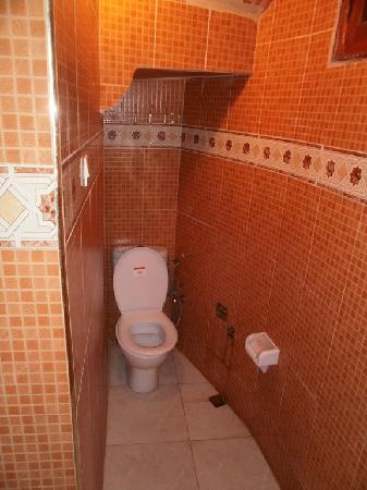Riad Hiba Meknes: Les WC