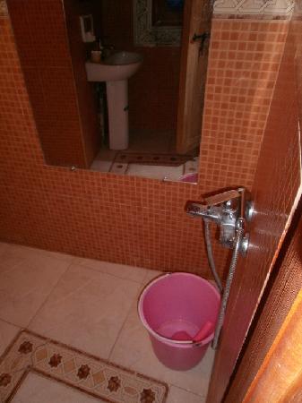 Riad Hiba Meknes: La douche
