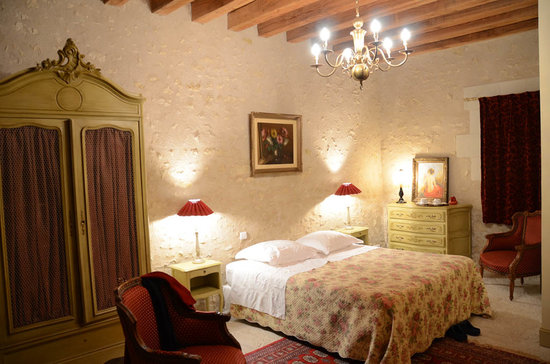 Le Clos de la Chesneraie: Ground floor SERENADE room