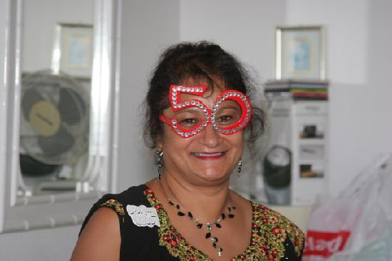 Restaurante MonteMare: 50th birthday celebration