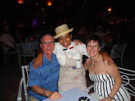 Majestic Elegance Punta Cana: Merci, Muchas gracias