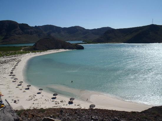 Las Gaviotas Resort: Balandra Beach