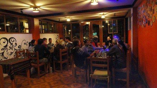 Inka Paradise Hotel: Bar