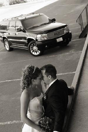 Platinum TownCar Service and Private Tours: Mattioda Wedding Pic