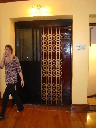 Edgewater Hotel: The Edgewood's Historic Elevator